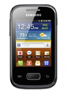 update Samsung Galaxy Pocket S5300