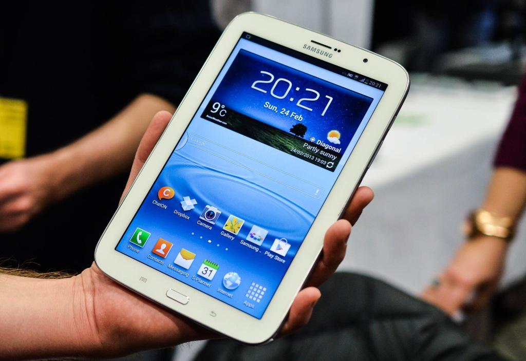 Samsung Announces iPad Mini Rival Galaxy Note 510 in India
