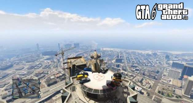 Great News For GTA Fans GTA Map Completed - Gta 6 london map