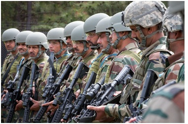Entrance Exam for Indian Army