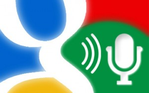 google voice search new