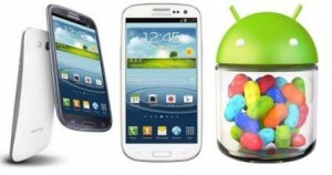 jelly bean update for galaxy s3