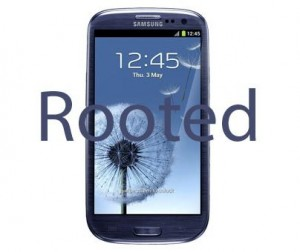 How to root galaxy S3