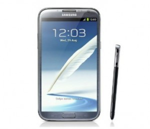 samsung galaxy note 2 features