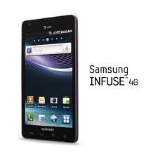 upgrade samsung infuse 4G to jelly bean