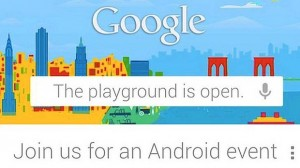Google announces Android event