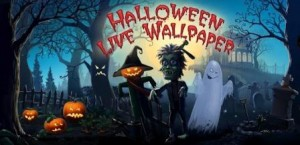 best halloween live wallpapers