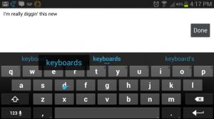AOSP Keyboard
