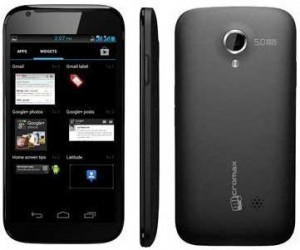 root micromax a100
