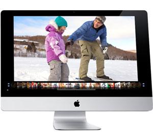 iPhoto slideshow to DVD