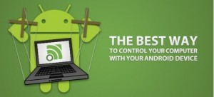 Remote Control Your PC with Android