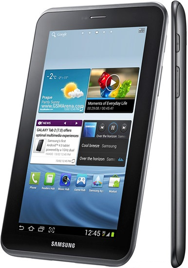 Root Galaxy Tab 2 P3100