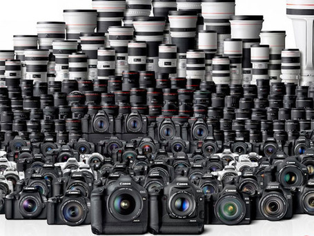 best selling dslr cameras