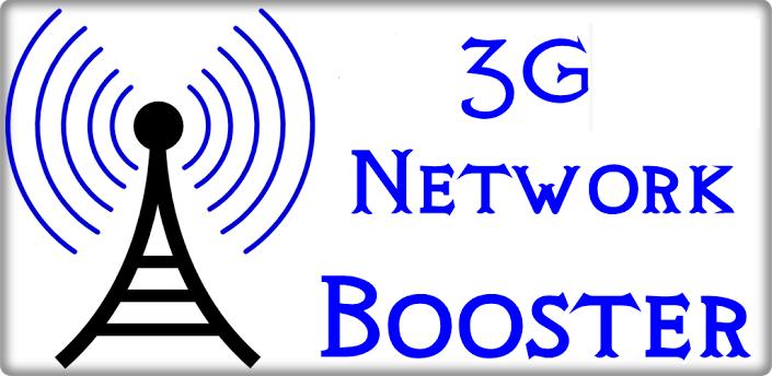 3G speed booster app