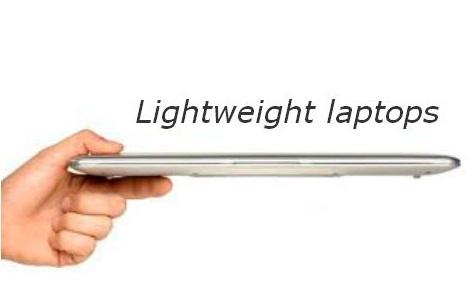 ightweight laptops
