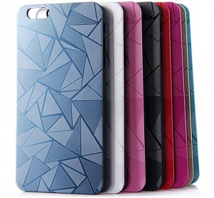 The Luxury 3D Water Cube Pattern Case for iPhone 6 and 6 Plus