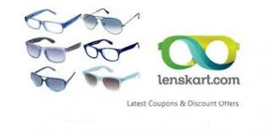 Save More On Eyewear With latest Lenskart Coupons