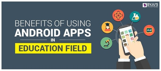 Using Android Apps In Education Field
