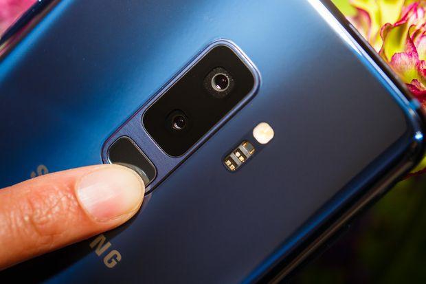 GalaxyS9+ Camera
