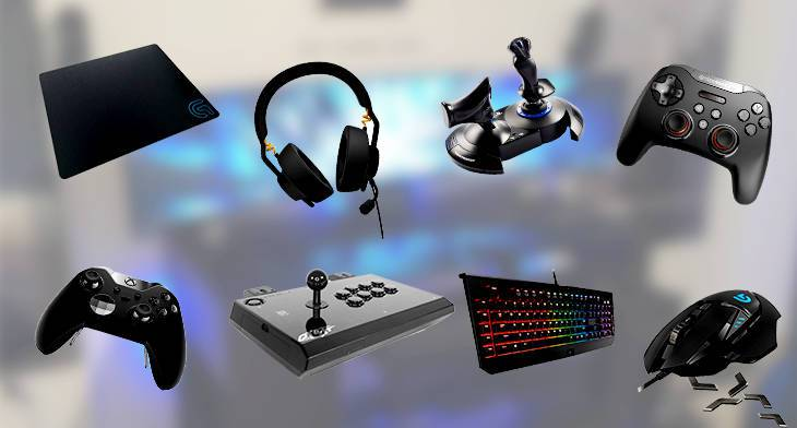 Top PC Gaming Accessories